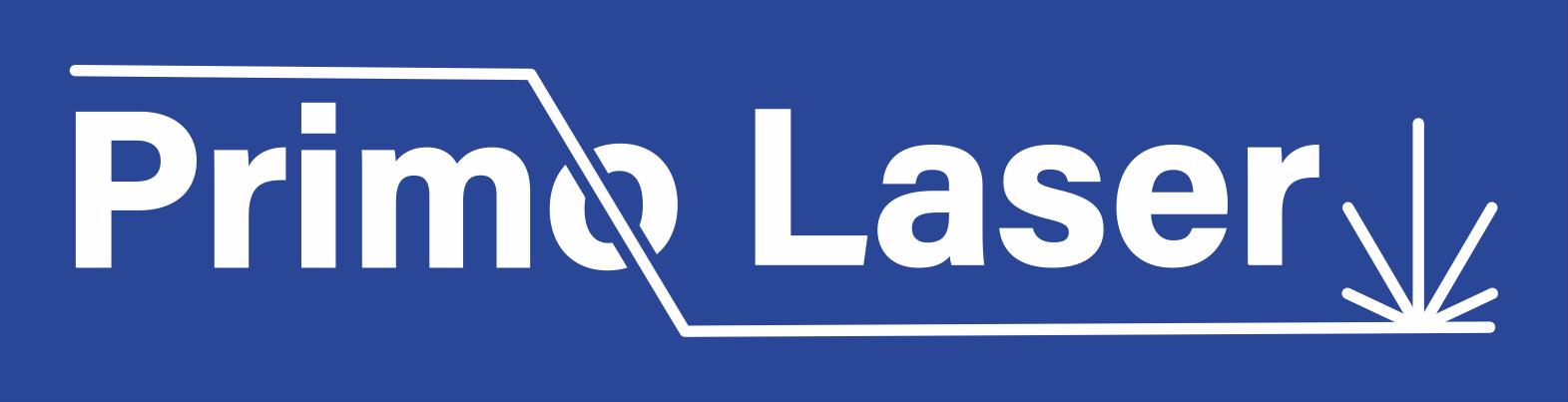 Logo PrimoLaser Bleu
